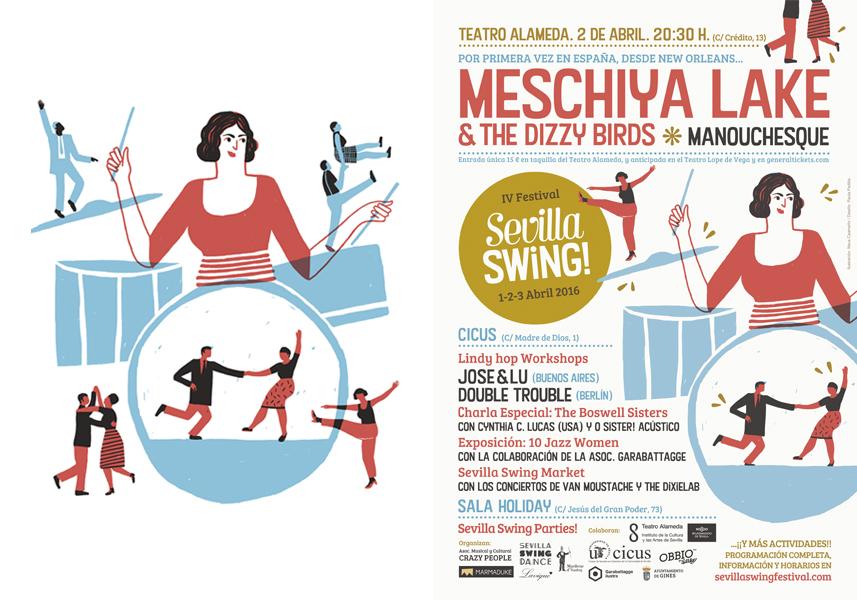 4º Sevilla Swing!